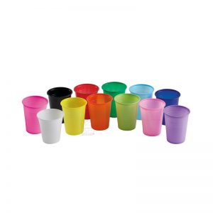 Monoart® Plain Plastic Cup