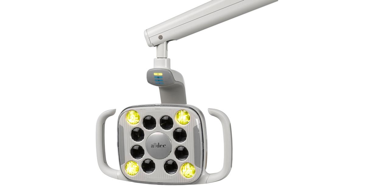 Adec dental lights